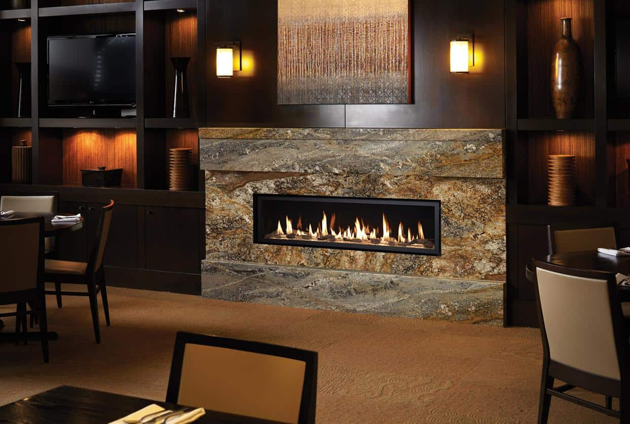 6015 HO GSR2 Gas Fireplace - Best of Houzz 2019 Design 1