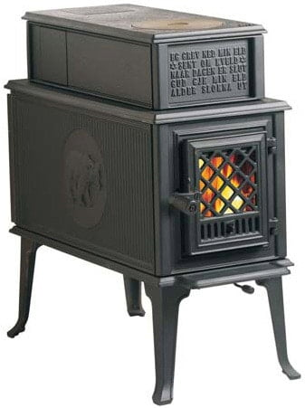 Metal Edges Floor Protectors for Your Hearth - Jotul Stoves 4